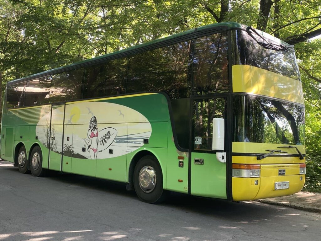 Заказ транспорта 11 - Панч-тур